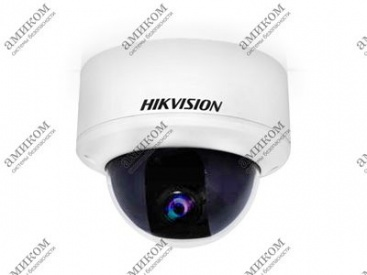 Видеокамера Hikvision DS-2CC5195-VF (low loght) (2,8-12 мм), 0,001 лк, 650 ТВЛ - фото 1