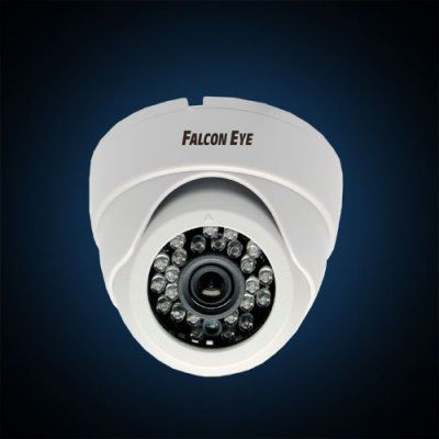 Falcon Eye FE-ID720AHD/20M-2.8 Купольная AHD видеокамера - фото 1